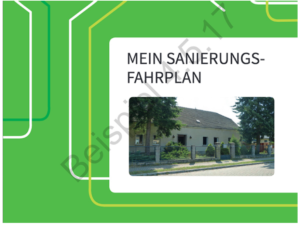 Sanierungsfahrplan Oldenburg