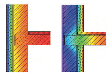 Wärmebrückenberechnung Oldenburg